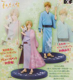 【Natsume Yuujinchou】DXF figure - Hana Kaoru *2type figure set  [Release Date]early April-2013  URL: http://aikoudo.com/goods_en_11451.html
