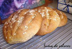 Suma de Colores: Pan de avena escocés