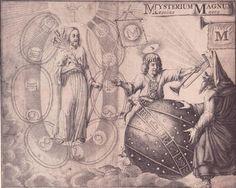 Мистическое учение Якоба Бёме
