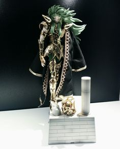 Sion Myth Cloth Ex Gold Saint Saint Seiya