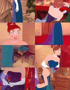 Anastasia opera outfit