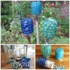 20 Best Crafts for the Garden