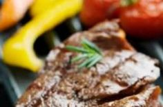 Pin It To Win It! 1 week Caveman Package includes; (1) 5oz Filet Mignon Steak, (1) 8oz New York Steak, (3) 1lb 85% Lean Ground Beef. This is the perfect package for the paleo lifestyle or anyone who is a meat lover. Ends 4/25. Good Luck!