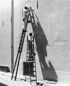 Painters at Work by Kees Scherer