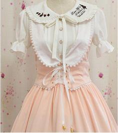 Vestido, primavera meninas da faculdade vintage vestido de verão da senhora…
