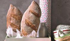 Parisienne-Brot mit Kräuterbutter - Schnelles Brot mit feiner Kräuterbutter