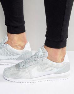 Nike Cortez maron