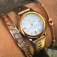 Watch out for these watches! Paired with our Breast Cancer Awareness Boutique bracelets benefitting the Noreen Fraser Foundation during the month of October.