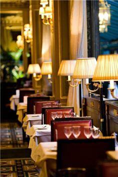 Cafe de la Paix, Paris.