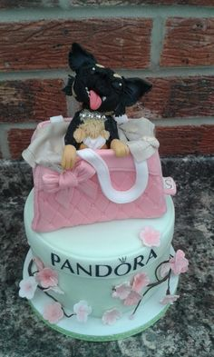 Pandora Cake Mercys Pages My Cakes Pinterest Cake Amazing