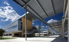 Cedar Ridge High School; Round Rock, Texas, KAH Architecture