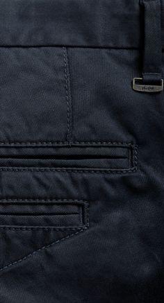 Trousers blue. Shop here: http://www.vangils.eu/en/trousers