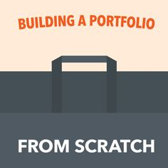 How to build a portfolio from scratch (with little experience) (via @Freelancers Union)