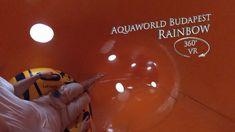 Aquaworld Budapest Rainbow 360° VR POV Onride