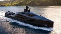 Oceanco revealed Esquel Expedition Yacht at the Dubai International Boat Show. Oceanco has created Esquel in collaboration with Timur Bozca Design… Yacht Design, Boat Design, Cool Boats, Small Boats, Super Yachts, Yatch Boat, Dubai, Explorer Yacht, Expedition Yachts