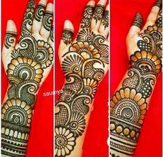 Mehndi Designs For Kids, Henna Tattoo Designs Simple, Latest Bridal Mehndi Designs, Full Hand Mehndi Designs, Mehndi Designs Book, Wedding Mehndi Designs, Arabic Mehndi Designs, Mehandi Designs, Arabic Henna