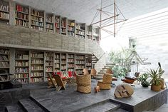 Mexico - 25 Incredible Rooms From 25 Different Countries - Photos