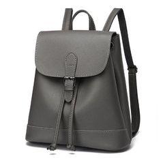 bb954d6bea14 Mini Backpacks. Girl BackpacksLeather BackpacksVintage BackpacksLeather  BagsCasual BackpacksPu LeatherMini BackpackBackpack 2017Fashion Backpack