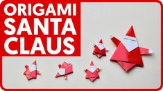 [DIAGRAM] Origami Santa Claus (Mr Yukihiko Matsuno)