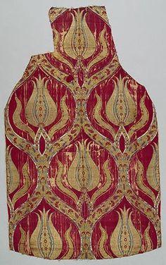 La tela escrita: El poderío textil del Imperio Otomano