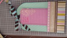 Tag for baby shower