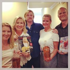 The Blondes of Garden & Gun!! Some of our favorite peeps! Be sure to check out the mag if you haven't, it is amazing!