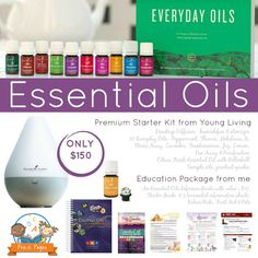 I am totally in love with these essential oils! Treat yourself (or a loved one) to the February Young Living Essential Oil Deal! Get an Essential Oil Reference Book, Quick Reference Sheets and MORE when you purchase a Young Living Premium Starter Kit this month! Find out more info here: http://www.pre-kpages.com/young-living-starter-kit/