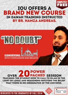 Online and completely FREE!  Course starts from 23rd April 2015 in sha Allah!