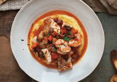 Bacon-Infused Carolina Fish Muddle from North Carolina, South Carolina & part of Virginia