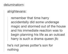 """And Sirius Black's godson for nothing. """"Only one will die tonight"""""""