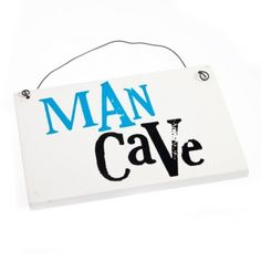 """The Bright Side """"Man Cave"""" Sign"""