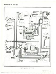 electric wiring diagram instrument panel '60s chevy c10 1967 chevy c10 wiring-diagram gmc truck wiring questions the 1947 present chevrolet & gmc truck message board network