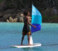 Stand Up Paddle Sail