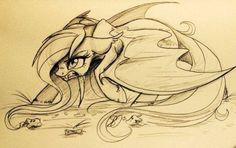 Nice Flutterbat Sketch