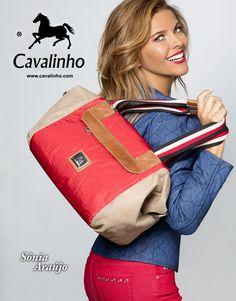 Acabe a semana com uma mala da nova coleção!  Finish the week with a handbag from the new collection! Ref: 1110076 #cavalinho #cavalinhoficial