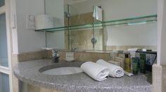 Bathroom Amenities at the Hilton Adelaide, South Australia South Australia, Bathroom Medicine Cabinet, Family Travel, Sink, Bathtub, Woman, Blog, Home Decor, Family Trips