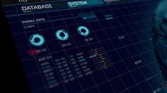 Futuristic User Interface - Delta on Behance