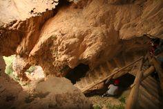 Covas de San Migel.   Espacio Natural de Sant Miquel del Fai