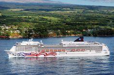 Cruising Hawaii - Looks like fun.