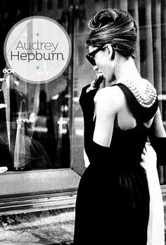 A es por: Audrey Hepburn