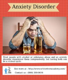 The co-occurrence of substance abuse, particularly alcohol abuse, is common among people who have social anxiety disorder.