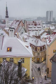 Tallinna on etenkin pk-seudulla asuville helppo ja nopea kohde, mutta hintataso on noussut sielläkin