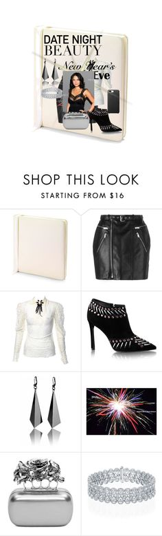 """""""Untitled #2467"""" by princhelle-mack ❤ liked on Polyvore featuring Aspinal of London, Yves Saint Laurent and Alexander McQueen"""