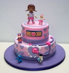 tortas de la doctora juguetes imagenes - Buscar con Google