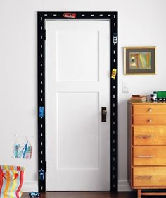 #diy, #toys, #organization, #toy-storage, #kids-bedroom, #boys-bedroom    View entire slideshow: 20 Ways to Keep Kid Stuff Organized on http://www.stylemepretty.com/collection/246/
