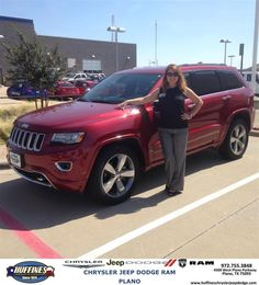 Happy Anniversary to Dianne on your #Jeep #Grand Cherokee from Barry Neal at Huffines Chrysler Jeep Dodge RAM Plano!  https://deliverymaxx.com/DealerReviews.aspx?DealerCode=PMMM  #Anniversary #HuffinesChryslerJeepDodgeRAMPlano