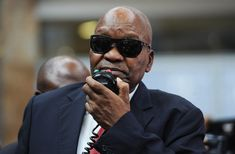Disbanding the Scorpions: Corruption is too big an issu... Jacob Zuma, Civil Society, Criminal Justice System, Former President, Scorpion, Moving Forward, The Past, Big, Scorpio