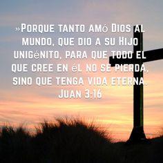 Juan 3:16 John 3:16