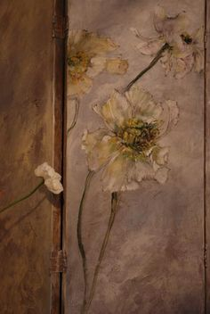 Delicate beauty.  Claire Basler.