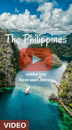 The Philippines unlike you have seen before. Adventure in Paradise this is the Philippines Video by the Divergent Travelers Adventure Travel Blog. Click to see the full Philippine Adventure Travel Video at https://youtu.be/_mQseiJauyc